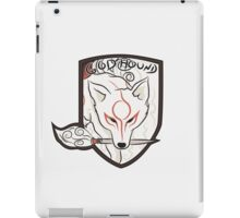 God Hound [Okami] iPad Case/Skin