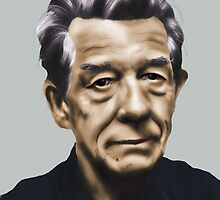 John Hurt by StevePaulMyers