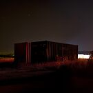 Places Far and Between - Red Cargo by Shaun Whitworth