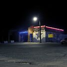 Places Far and Between - Auto Repair by Shaun Whitworth