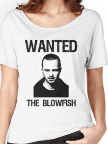 blowfish Women's Relaxed Fit T-Shirt
