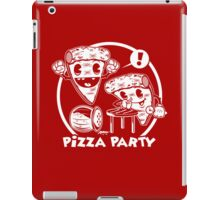 Pizza Party iPad Case/Skin