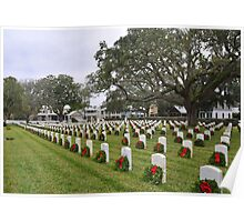 Remembering at Christmas Poster