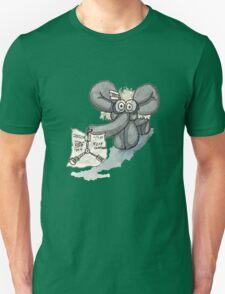 Doc Elephant Brown T-Shirt