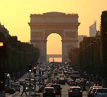 Paris, France - One of the world's most beautiful cities. by Neroli Henderson