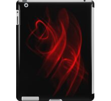 ©NLE Red V iPad Case/Skin