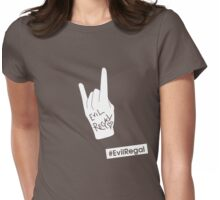 #EvilRegal Womens Fitted T-Shirt