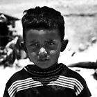 """Bedouin boy"" by Alexander Isaias"