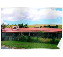Roadside Motel Poster