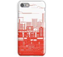 Japan Flag iPhone Case/Skin