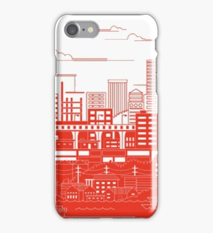 Japan Flag iPhone Case/Skin