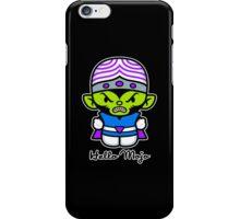 Hello Mojo iPhone Case/Skin