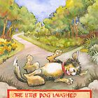 The Little Dog Laughed by Lora Serra
