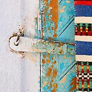Wall, Lock, Door, Rug... by Celia Strainge