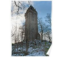 Wallace Monument Poster