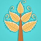 Cartoon Tree Design by kotopes