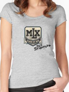 MLX 2012 Women's Fitted Scoop T-Shirt