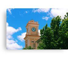 Goulburn Clock Tower Canvas Print