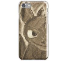 Toothless Charcoal iPhone Case/Skin