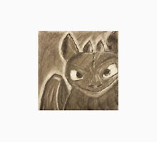 Toothless Charcoal Unisex T-Shirt