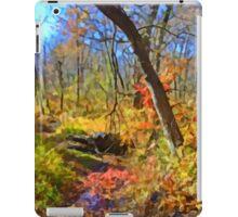 End of Fall i-pad case iPad Case/Skin