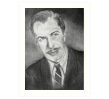 Vincent Price....young Art Print
