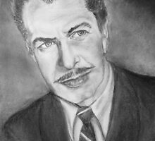 Vincent Price....young by Elisabeth Dubois