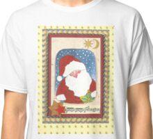 MERRRY CHRISTMAS - CUTE SANTA Classic T-Shirt