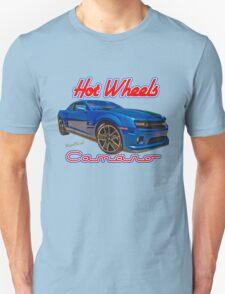Hot Wheels Camaro T-Shirt is Fine Unisex T-Shirt