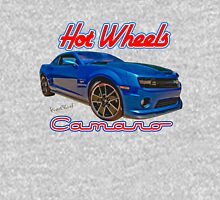 Hot Wheels Camaro T-Shirt is Fine Women's Fitted Scoop T-Shirt