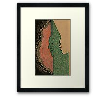 Rocks & Minerals Framed Print