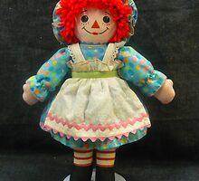 Ragdoll Annie by Vivian Eagleson