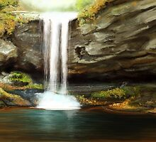 Cloudland Canyon by Ashley Quenan