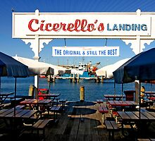 Fremantle. Cicerello's by Tony Brown