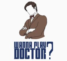Wanna play Doctor? Kids Clothes