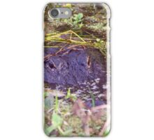 Gator Sneaky  iPhone Case/Skin
