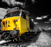 The BR class 50  by Rob Hawkins