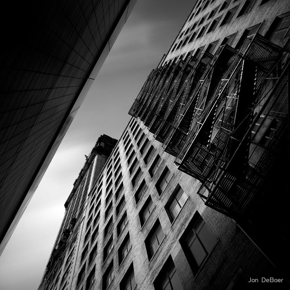 Book Tower by Jon  DeBoer