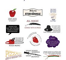 Once Upon a Time Quotes by CLMdesign