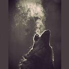 Wolf  by lindsaylokalia