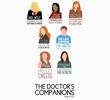 Doctor Who |Companions (alternate version) T-Shirt