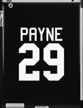 Liam Payne jersey (white text) by sstilinski