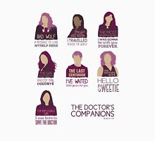 Doctor Who | Companions Unisex T-Shirt