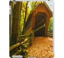 Covered Bridge iPad Case iPad Case/Skin