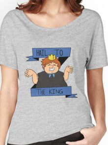 Hail to the King Women's Relaxed Fit T-Shirt