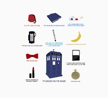 Doctor Who | Items Womens Fitted T-Shirt