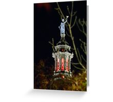 Capitol Topper Greeting Card
