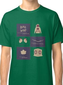 Doctor Who |Story Arcs Classic T-Shirt