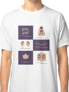 Doctor Who | Story Arcs Classic T-Shirt