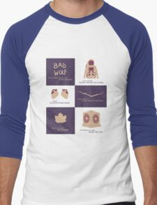 Doctor Who |Story Arcs Men's Baseball ¾ T-Shirt